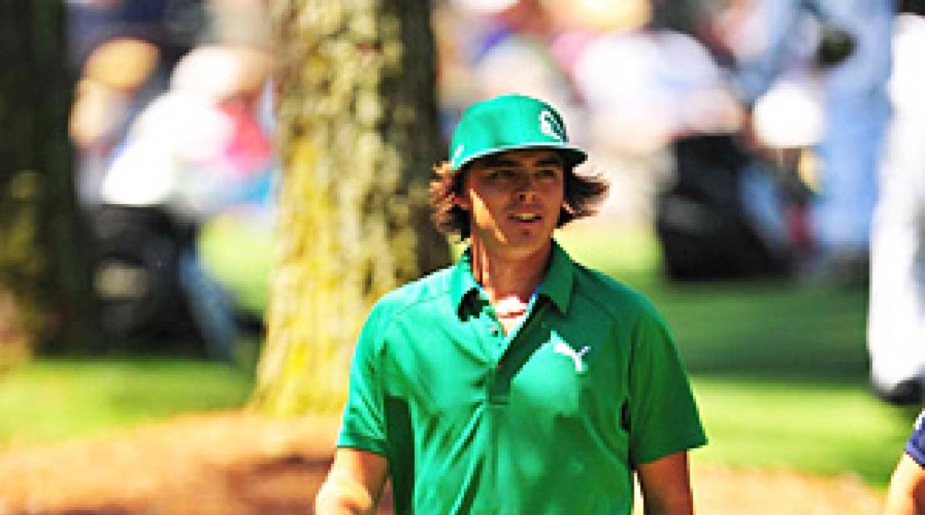 Fowler, known for his outfits, did not disappoint on Thursday.