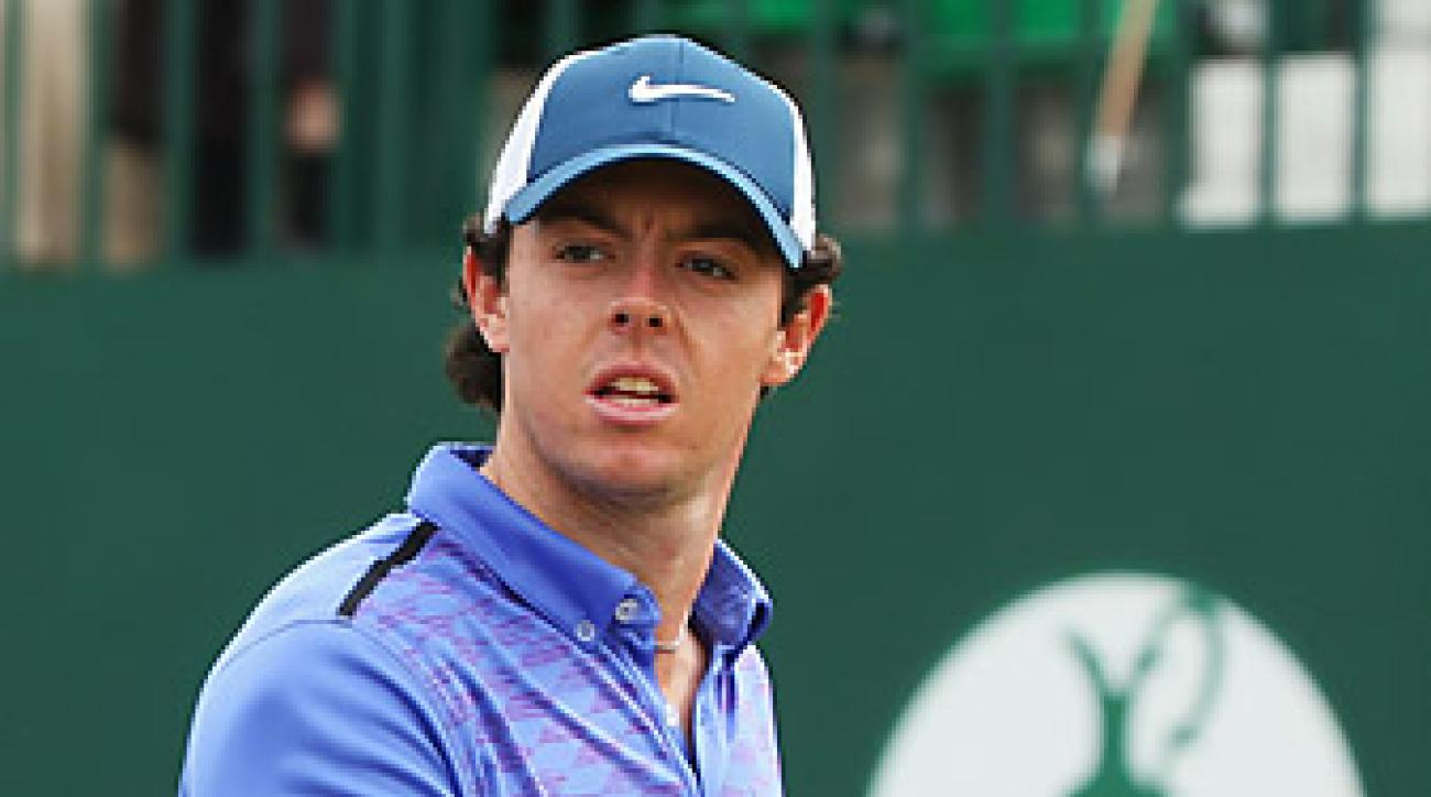 McIlroy has struggled in 2013, losing his No. 1 ranking.