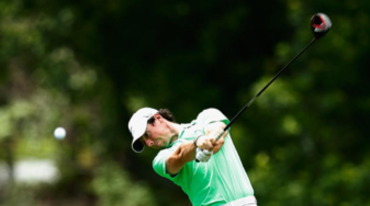 After opening with a 78, Rory McIlroy tied for 57th at the Memorial.