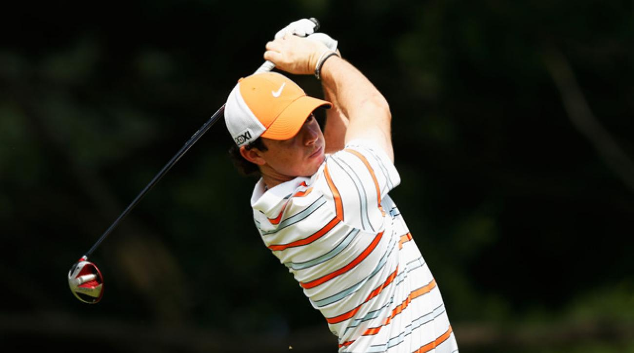 Rory McIlroy won the U.S. Open in 2011 at Congressional.