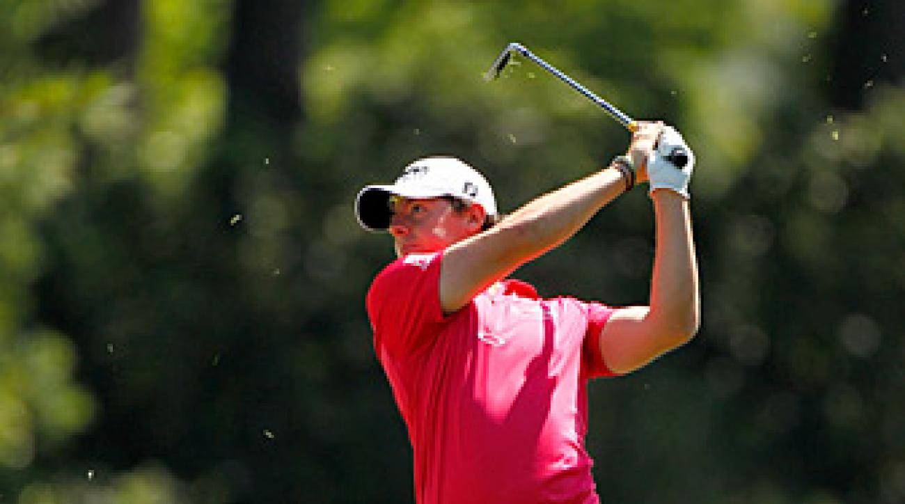 Rory McIlroy is making his first start since a T40 finish at the Masters.