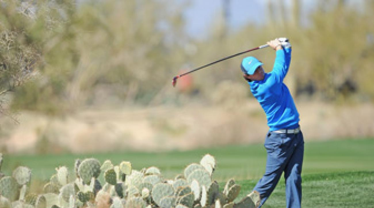 Rory McIlroy is playing in only his second event of 2013.