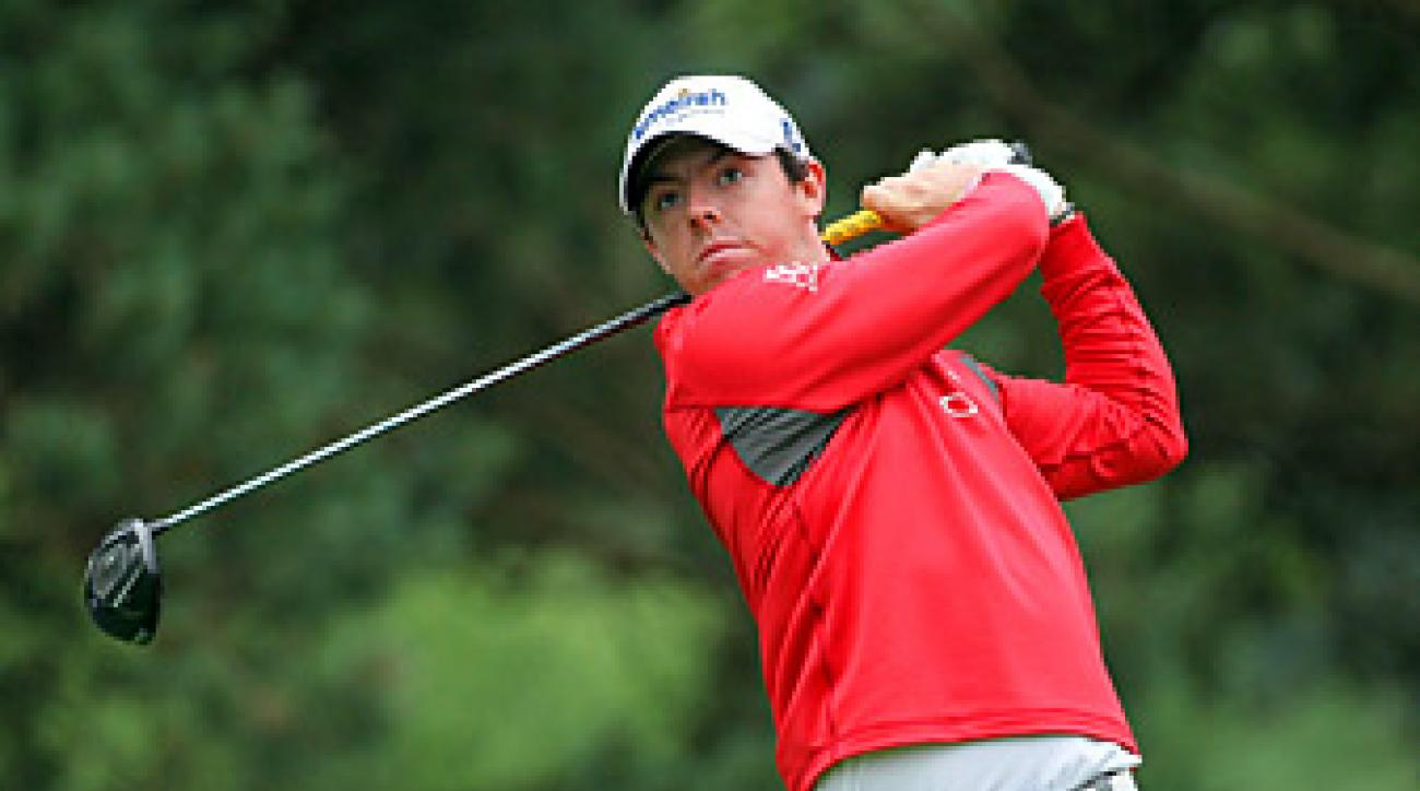 Rory McIlroy missed the cut last week at the Memorial.