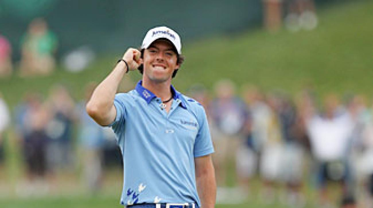 Will the rise of Rory's new wave be the end of the old guard?