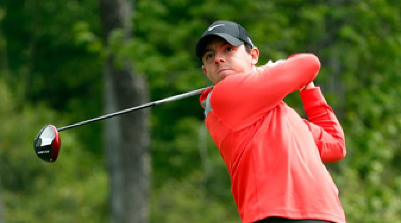 After struggling throughout much of 2013, Rory McIlroy's play has been solid, if not entirely strong, in 2014.