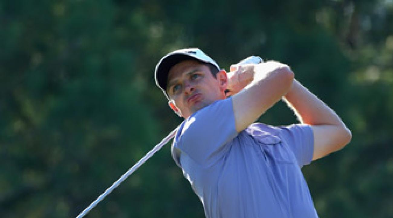 Justin Rose was undefeated this week in Turkey.