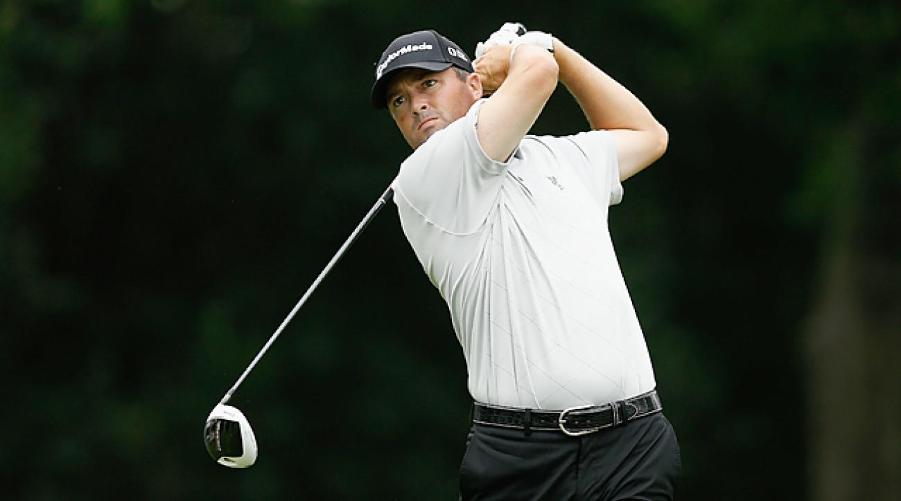 Ryan Palmer's 62 matched the lowest round of his PGA Tour career.