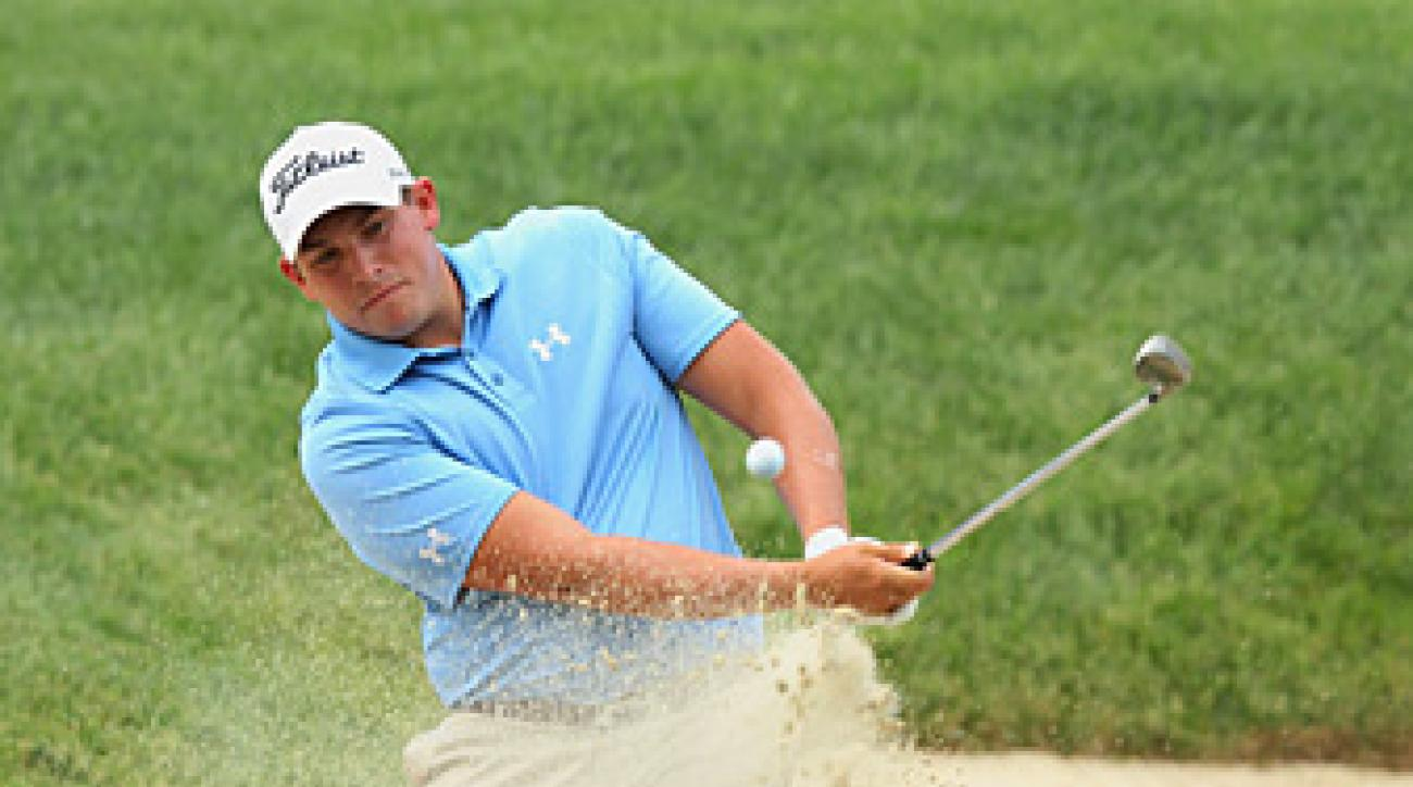 Scott Stallings shot a six-under 66 Thursday.