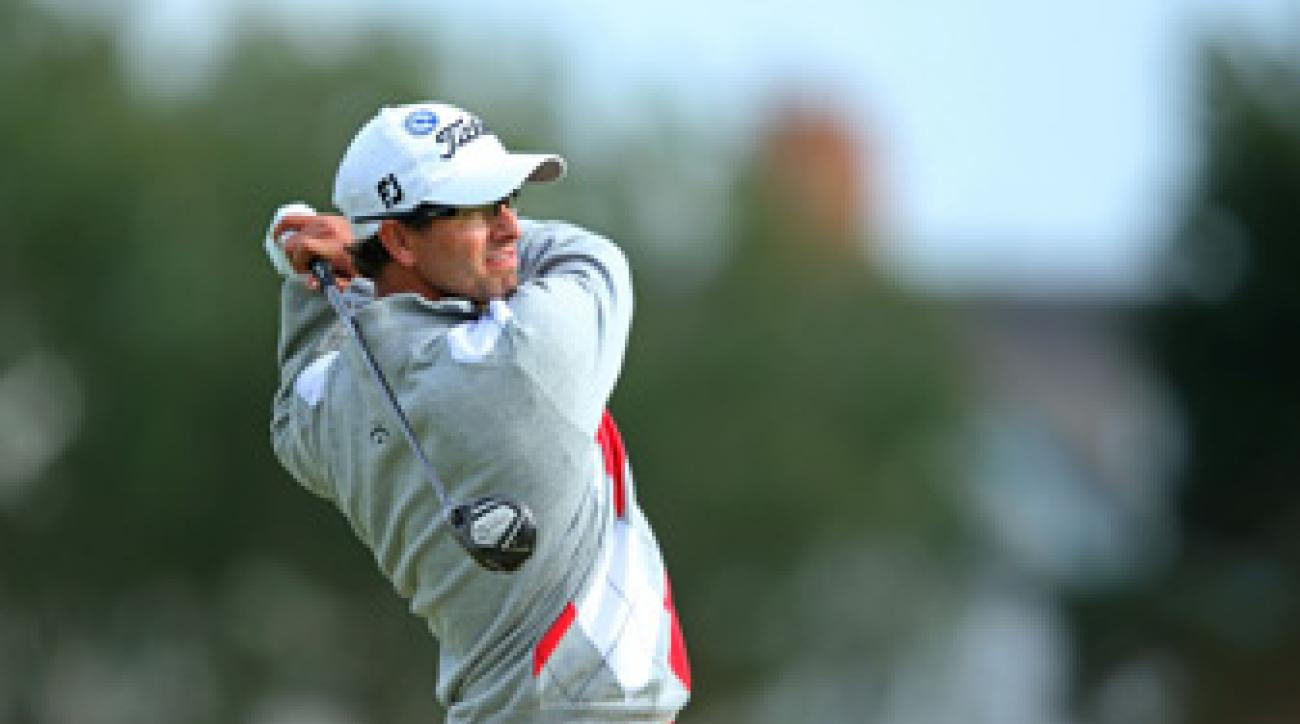 Adam Scott is still looking for his first major championship.