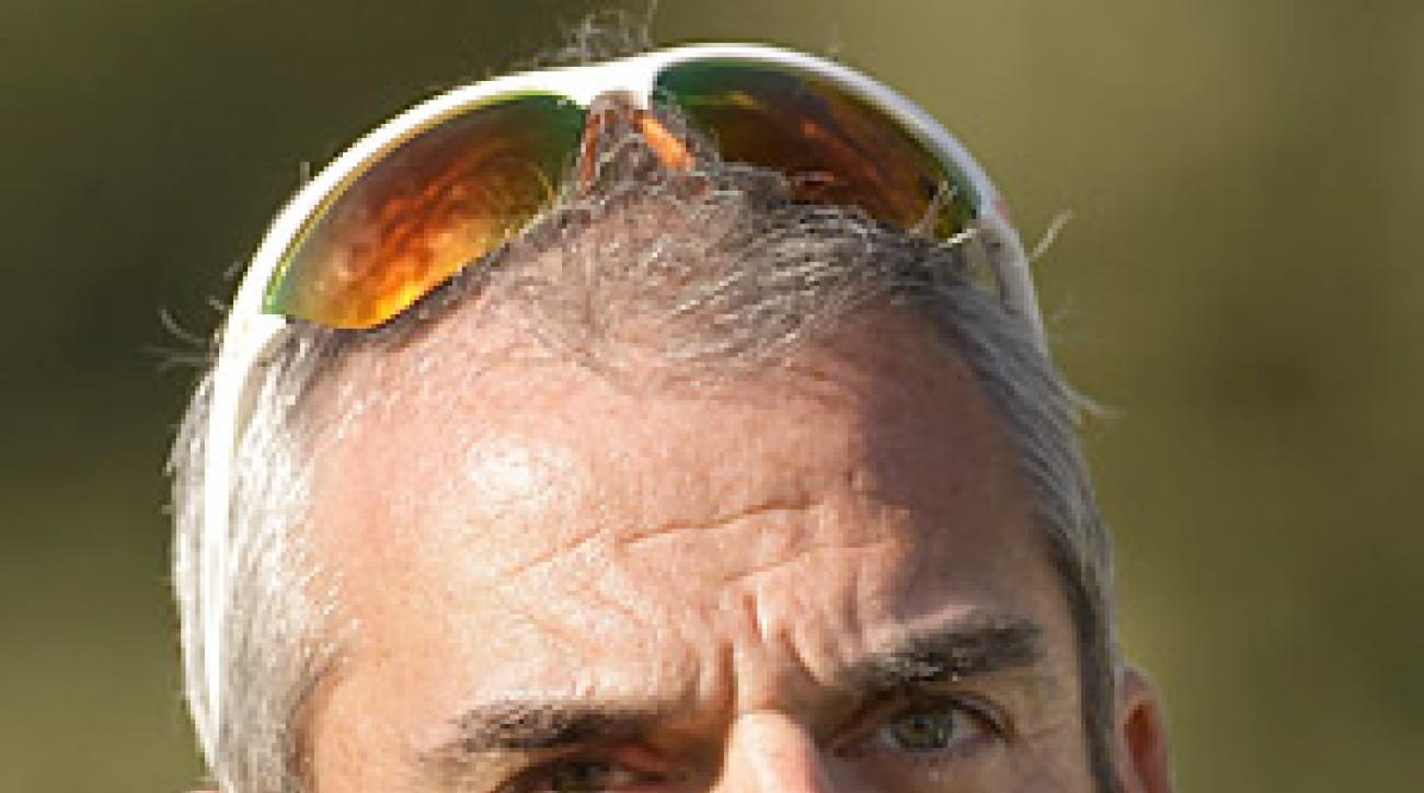 Great Britain and Ireland captain Paul McGinley is happy with the pairings he devised for the fourball matches.