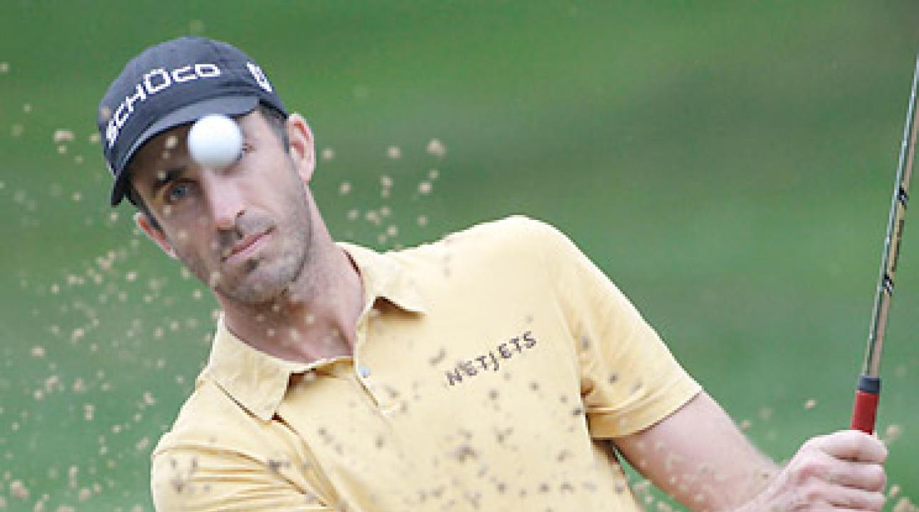 Ogilvy assured himself a spot in the Presidents Cup in his hometown of Melbourne, Australia.