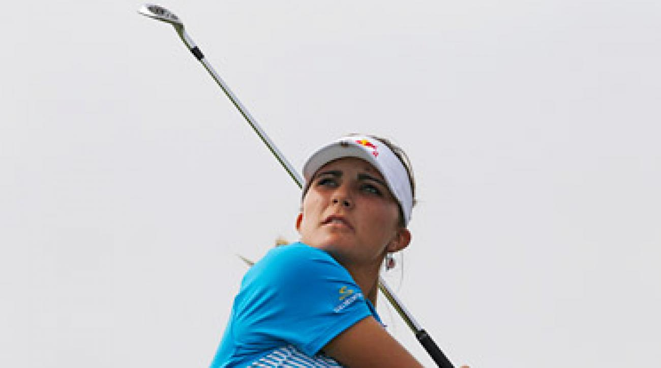 With her victory, Thompson becomes the youngest winner in LPGA Tour history.