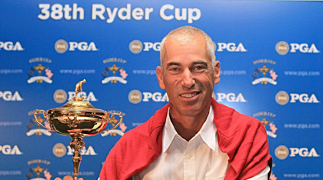 Corey Pavin made four selections to complete the team that will defend the Ryder Cup.