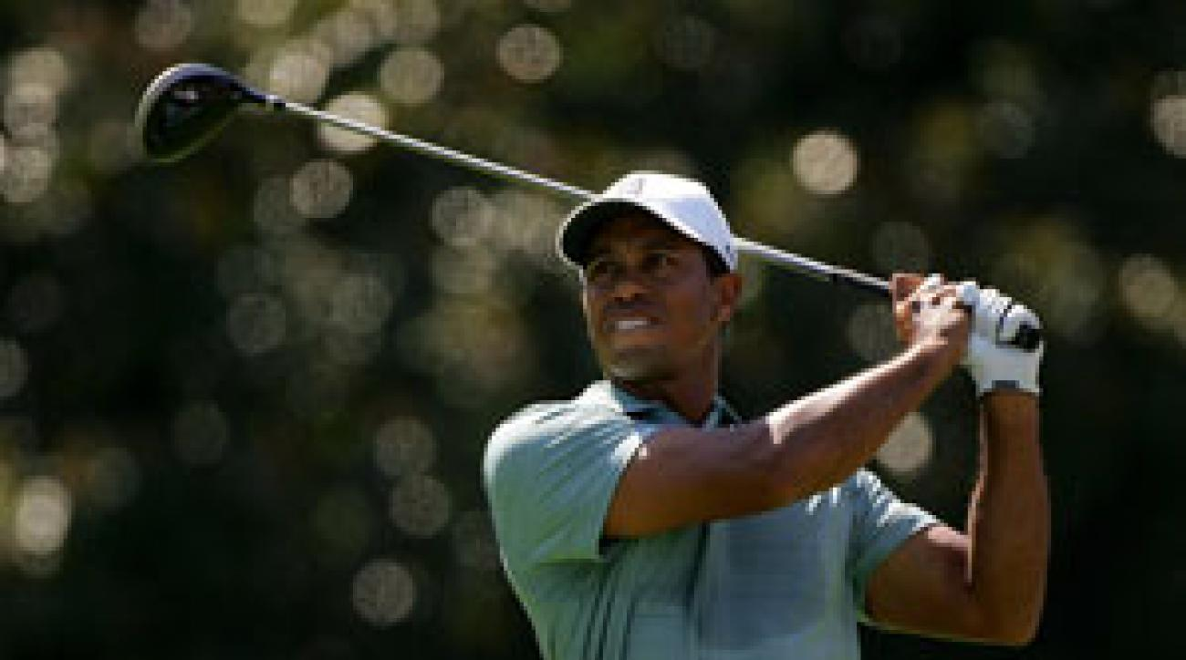 Tiger Woods has six wins and 11 top 10s this season.