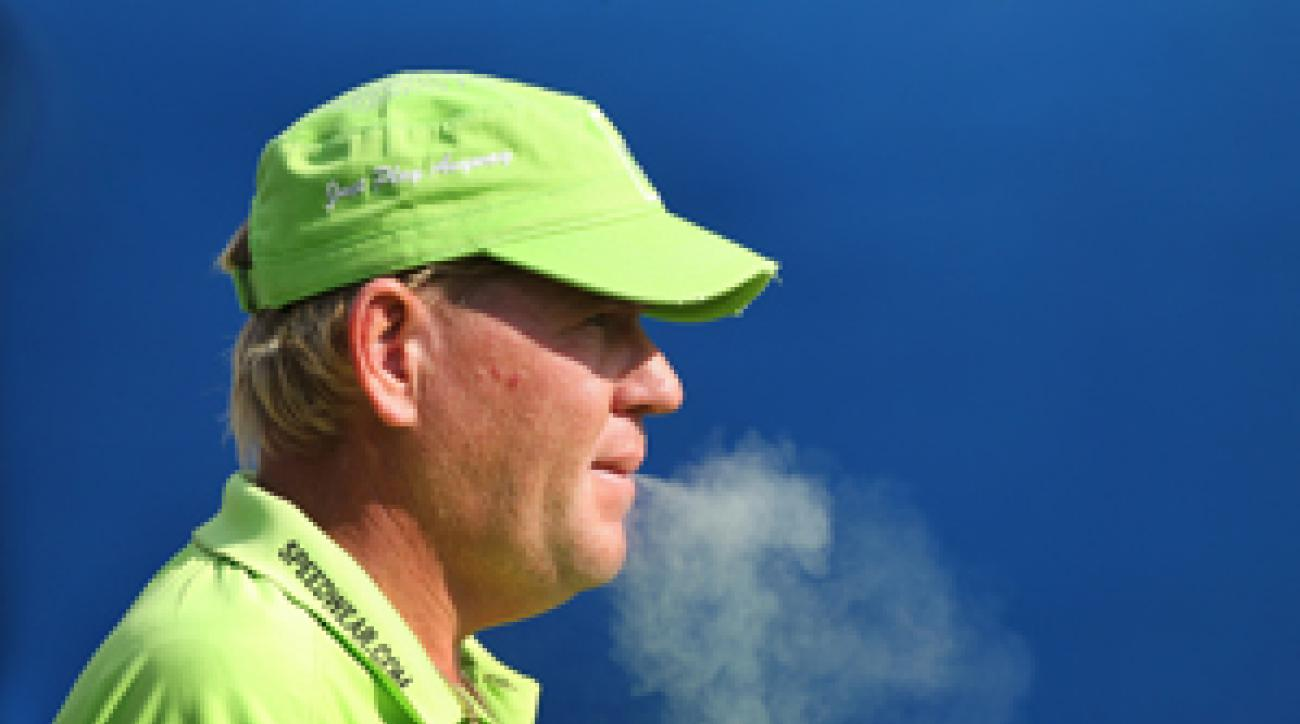 John Daly's best finish of the year is a T24 at the Puerto Rico Open.