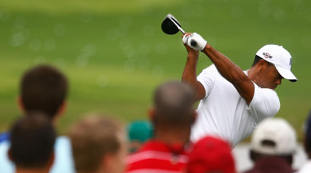 Tiger Woods will win the FedEx Cup with a win at the Tour Championship.
