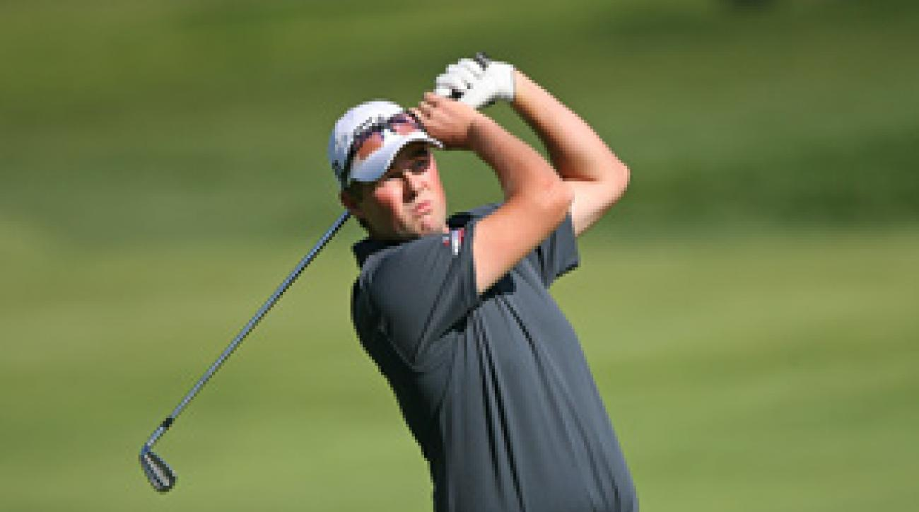 Marc Leishman was the only rookie to make the Tour Championship.