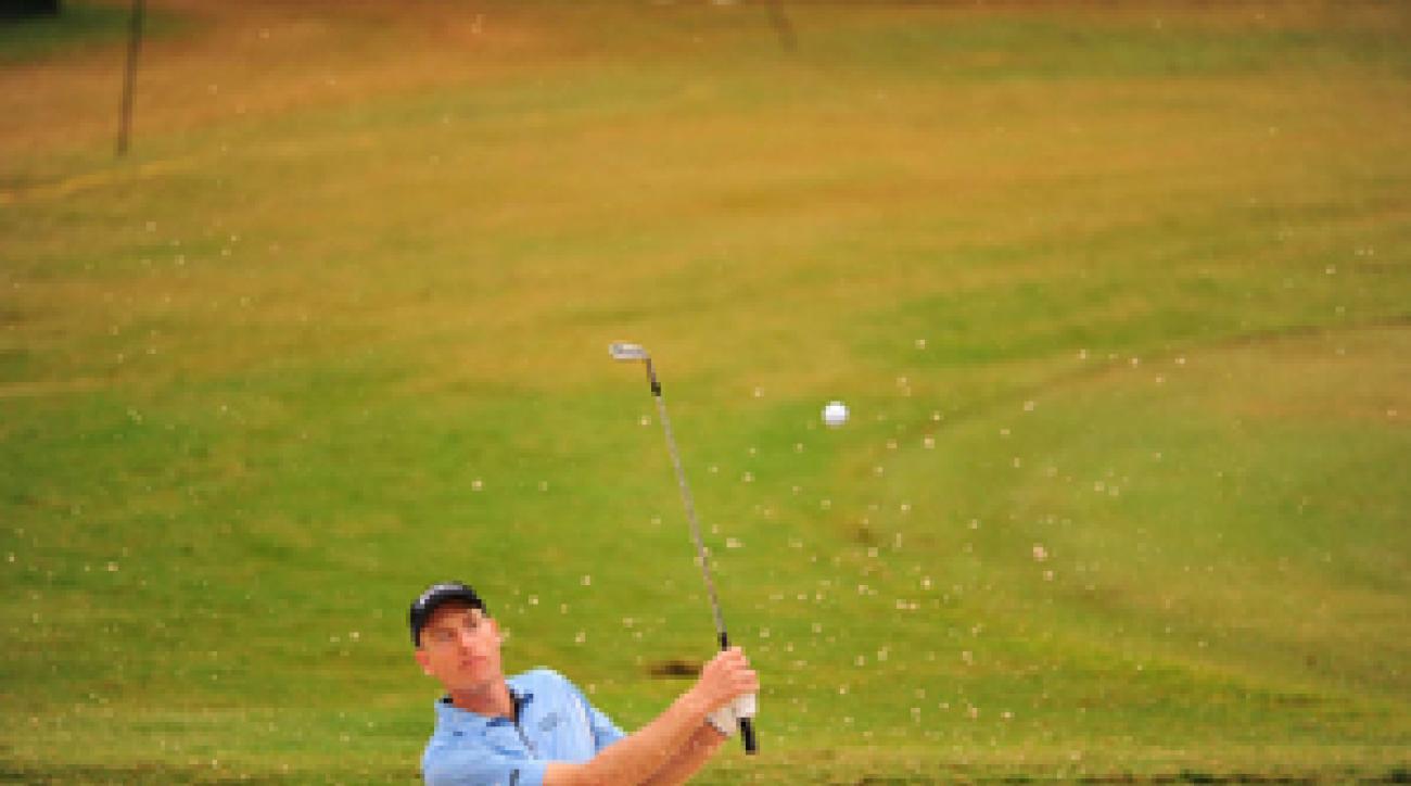 Jim Furyk won his third title of the season on Sunday.