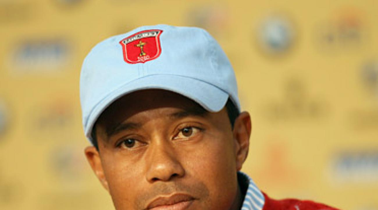 Woods has an overall record of 10-13-2 in six Ryder Cup appearances and a record of 3-1-1 in singles matches.