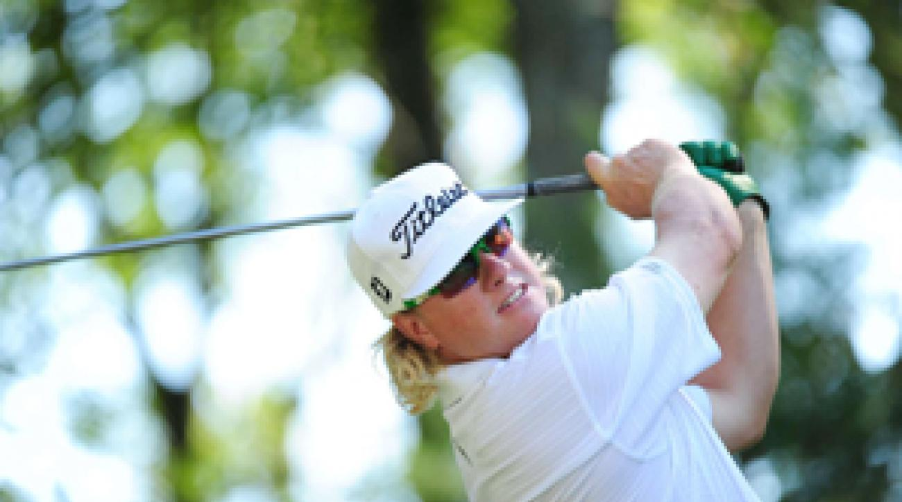 Charley Hoffman won his second Tour title Monday in Boston.