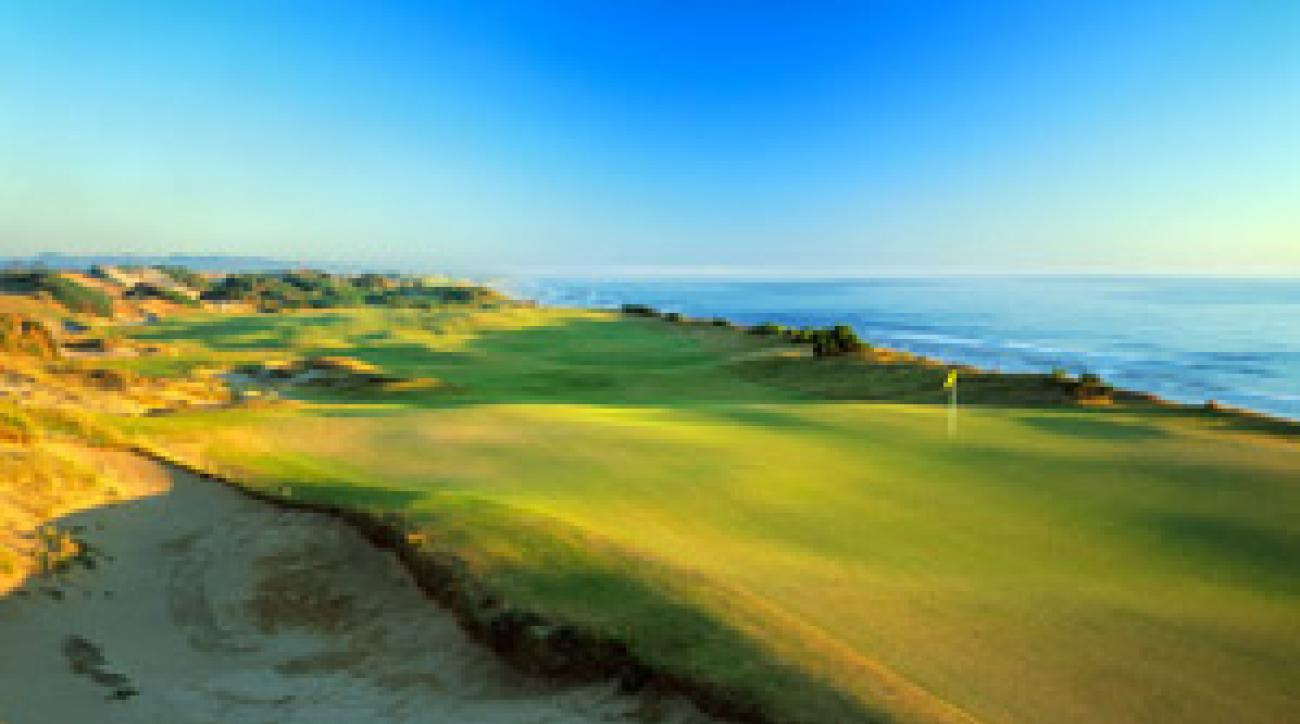 Pacific Dunes, our No. 1 pick again.