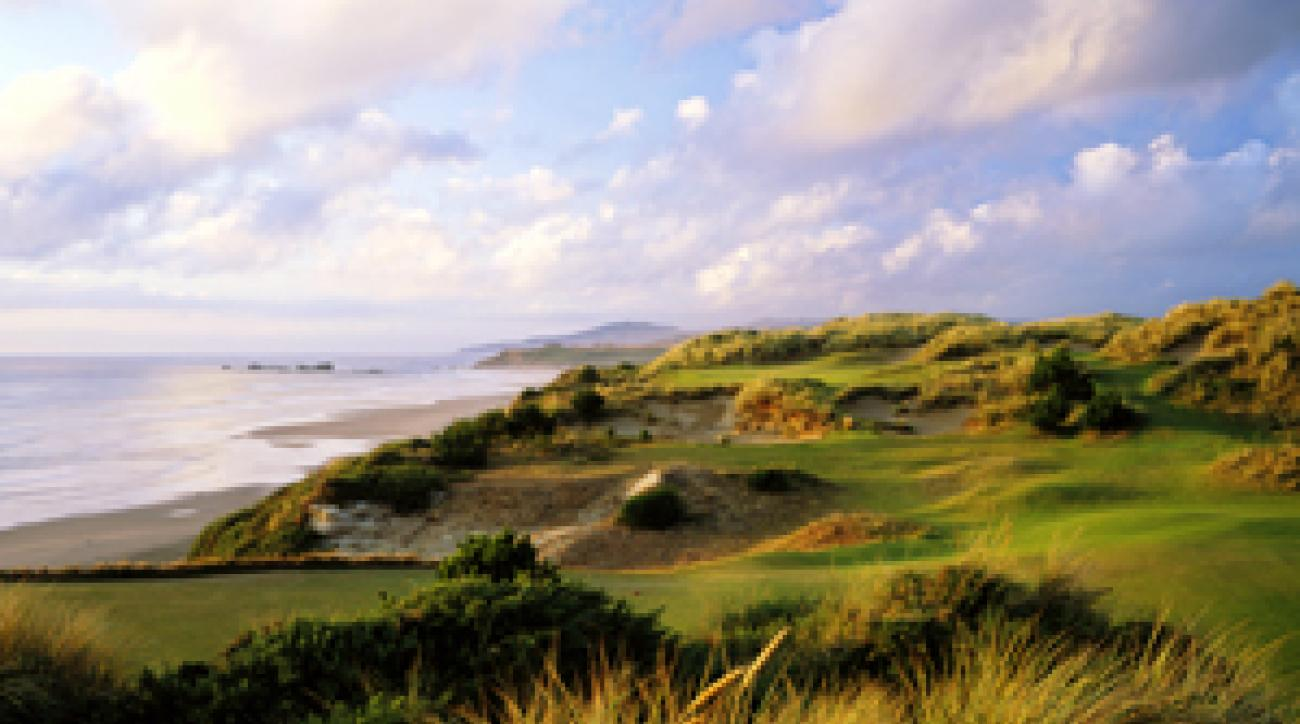 Pacific Dunes, still the best.