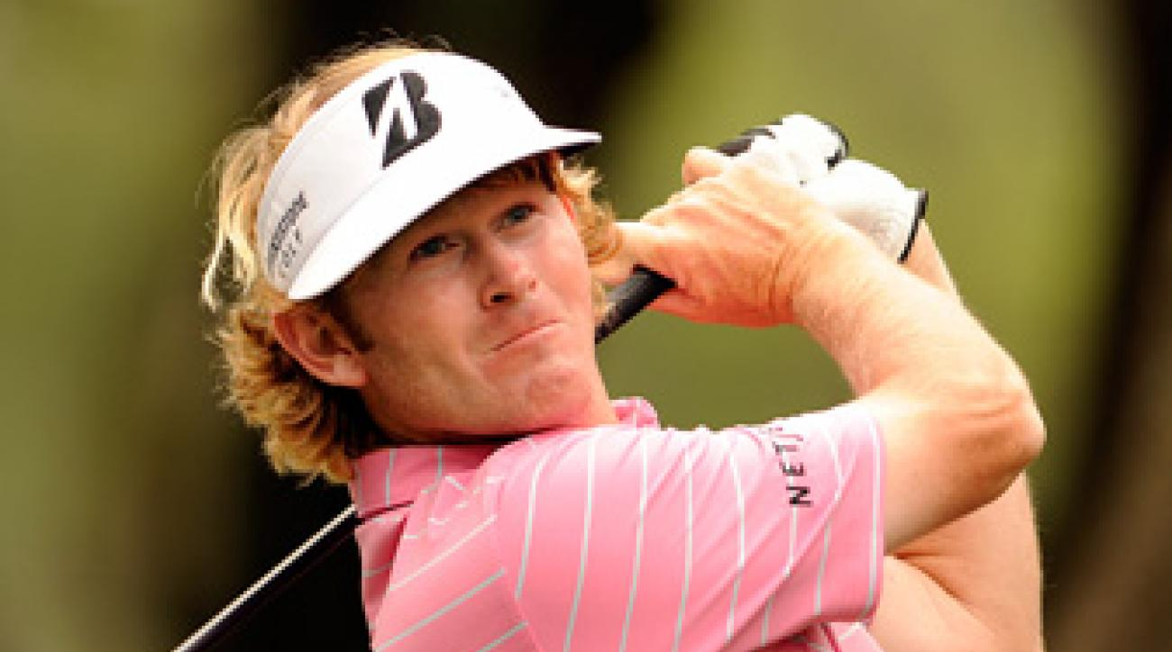 Brandt Snedeker shot even par Saturday to make the 54-hole cut.