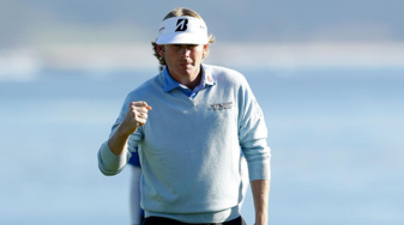 After his win at Pebble Beach, Brandt Snedeker moved to No. 4 in the world.