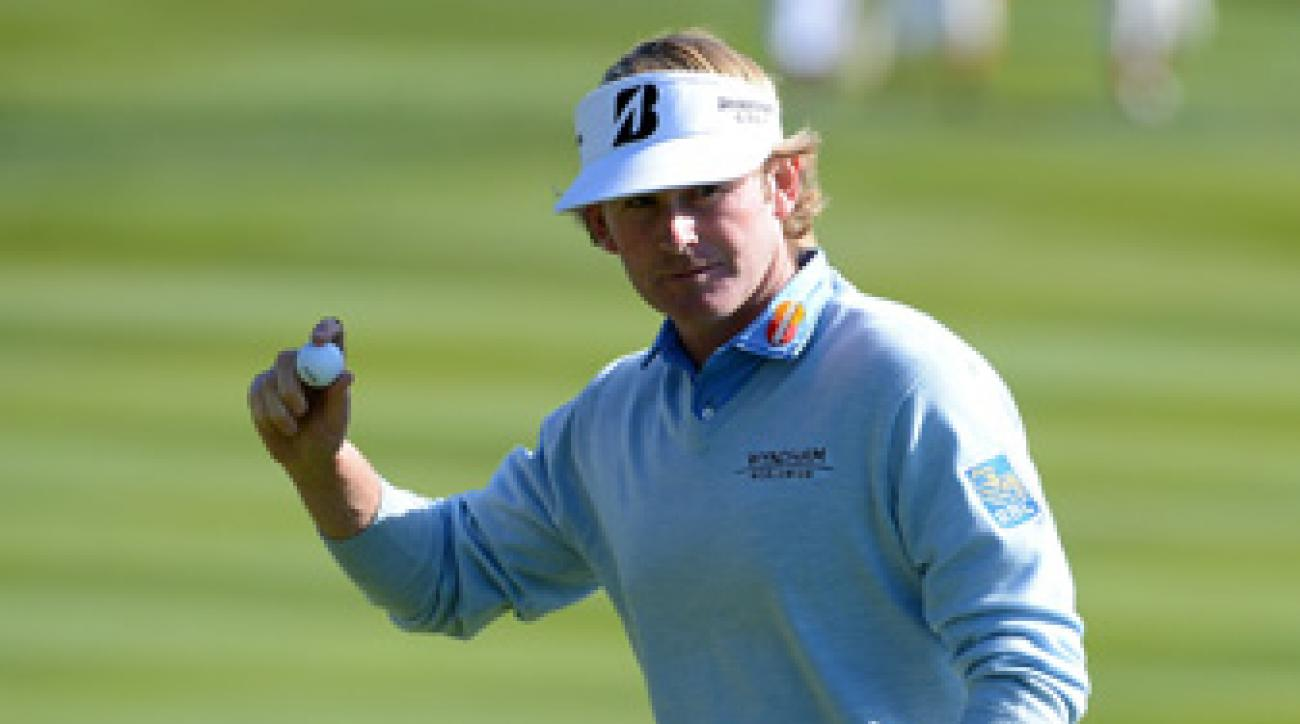 Brandt Snedeker is making his first start since winning five weeks ago at Pebble Beach.