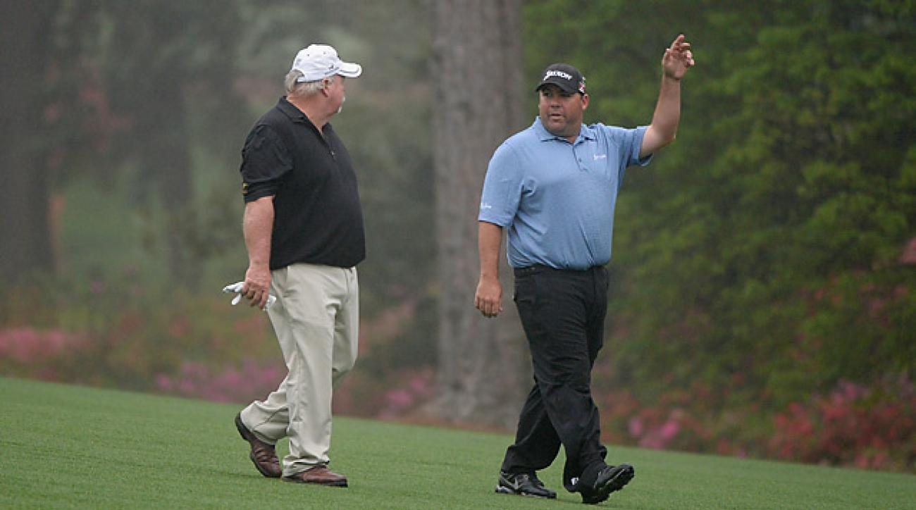 Kevin and Craig Stadler will be the first father-son duo to play in the Masters.