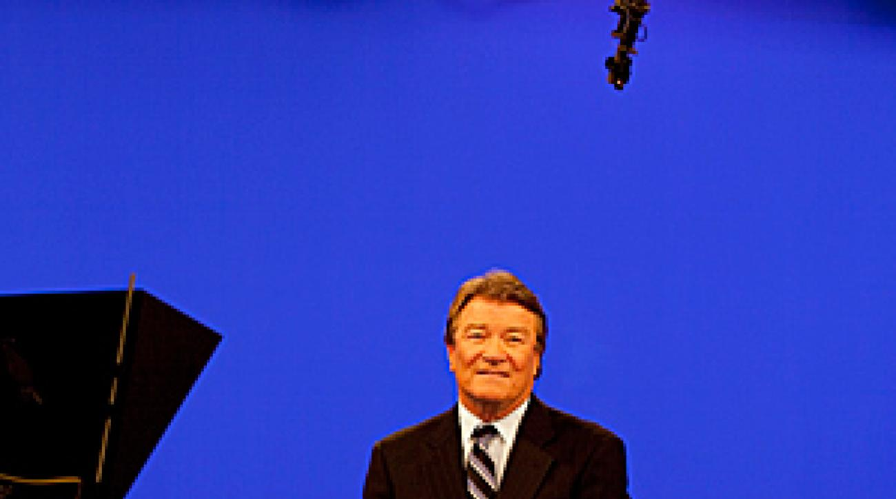 <i>Steve Kroft, 64, is a correspondent for 60 Minutes, a ten-time Emmy winner and five-time Peabody Award winner</i>