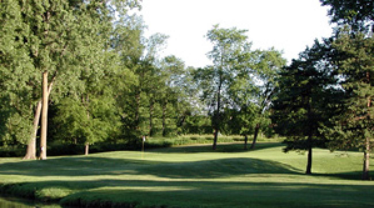 Stonebridge Golf Club is the best public course around Ann Arbor.