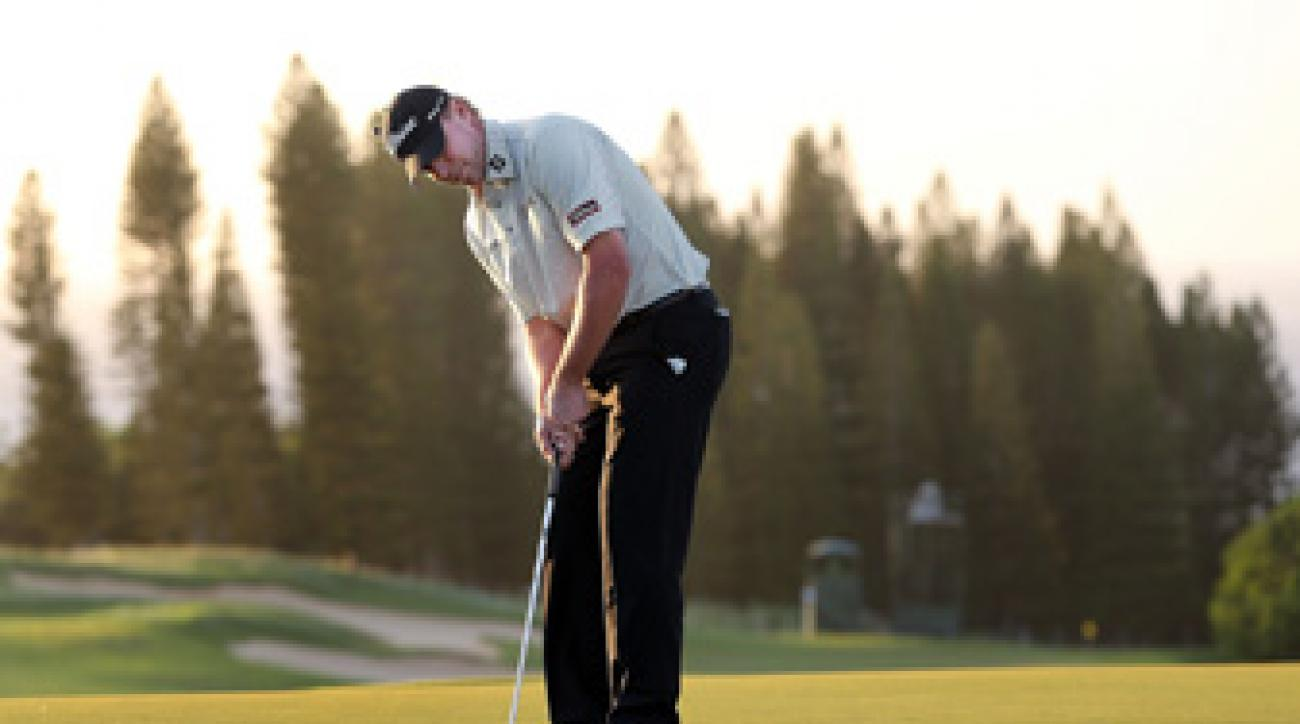 Steve Stricker says the PGA Tour would be drafting a letter to the USGA to state its position on the anchored-putting stroke.