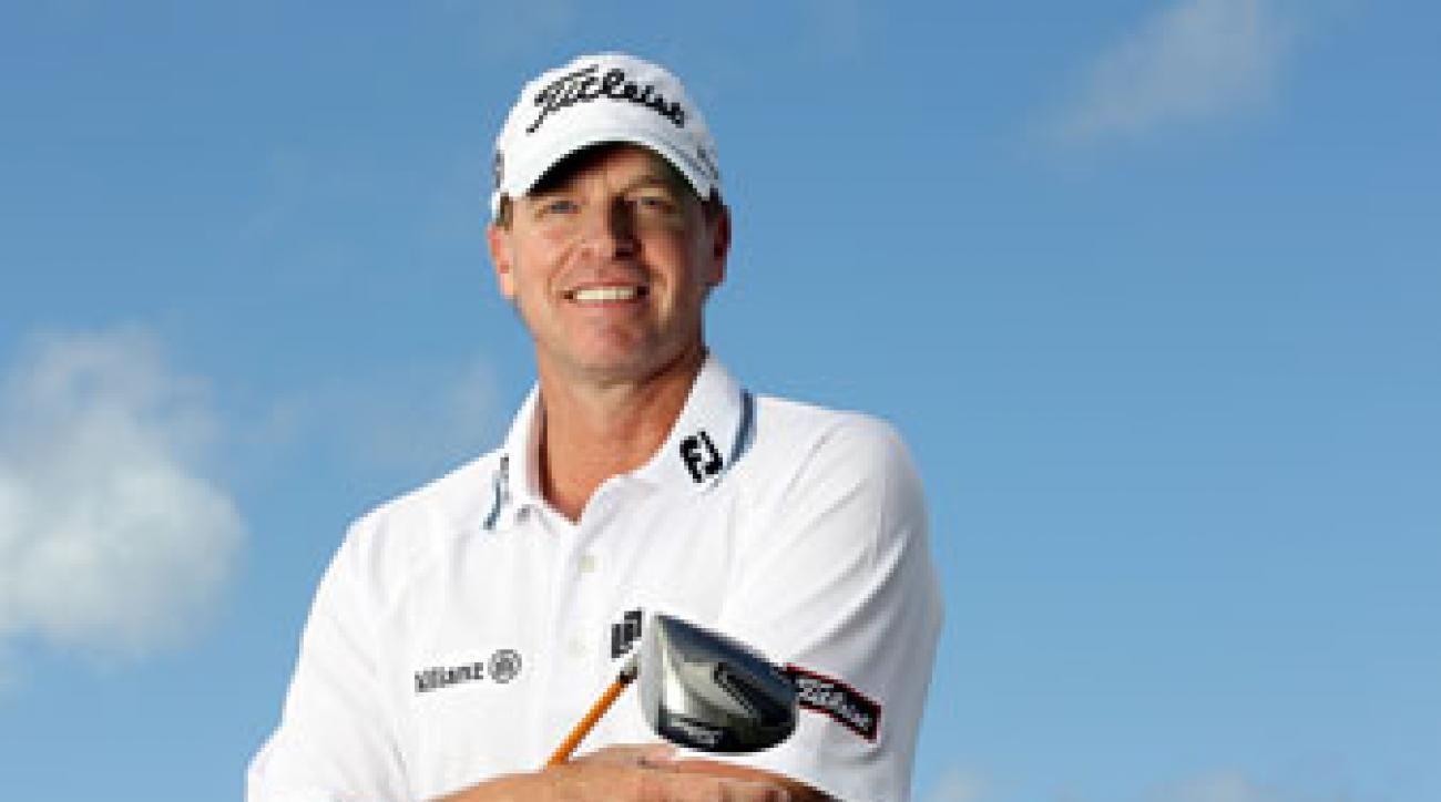 Steve Stricker avoided surgery in the off season and now feels 100 percent heading into the 2012 season.