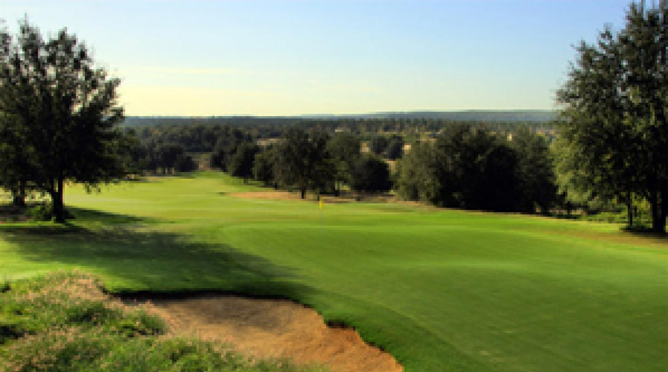 Sugarloaf Mountain Golf & Town Club in Minneola, Fla.