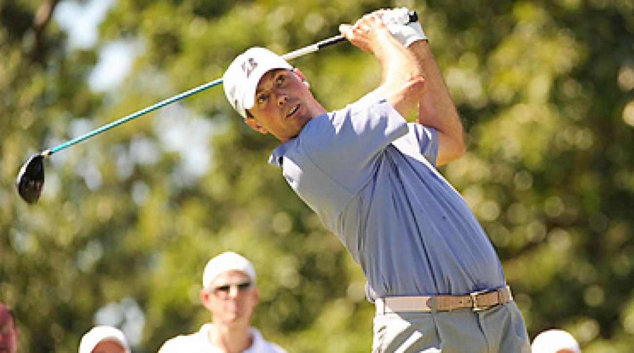 Matt Kuchar recently moved to Sea Island, joining several other Tour pros who are residents.