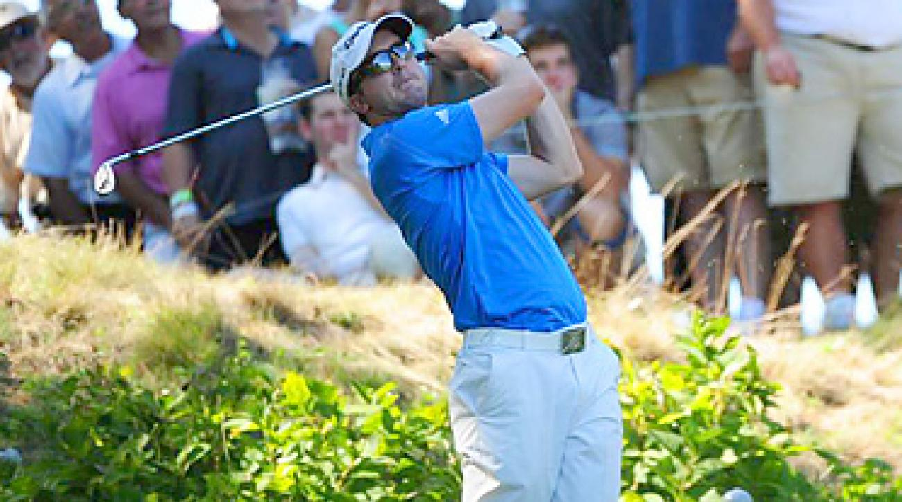 Martin Laird's second-place finsih at The Barclays moved him from 95th in the FedEx Cup standings to 3rd.