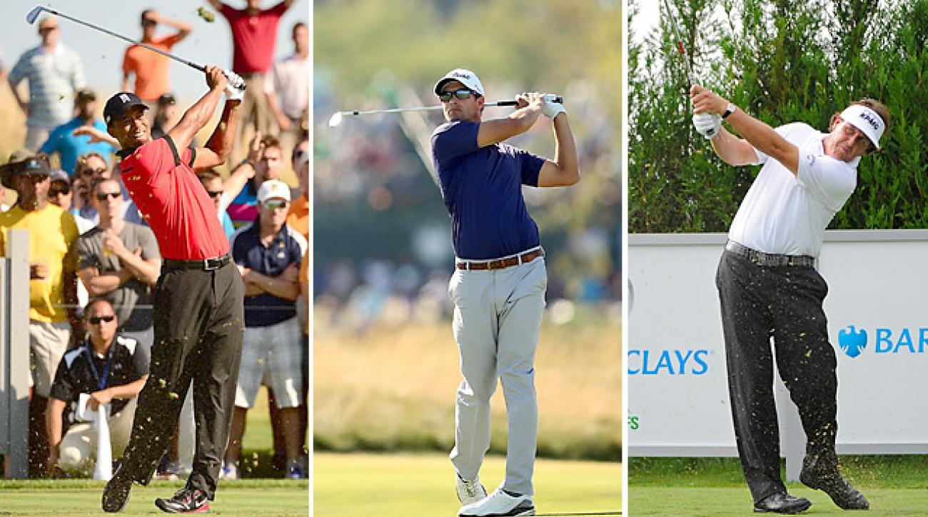 The FedEx Cup Playoffs have added excitement to the end of the season by getting big-name players involved.