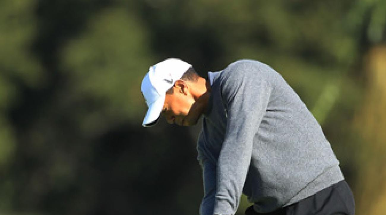 Woods won the last tournament he played in, the Chevron World Challenge in December.