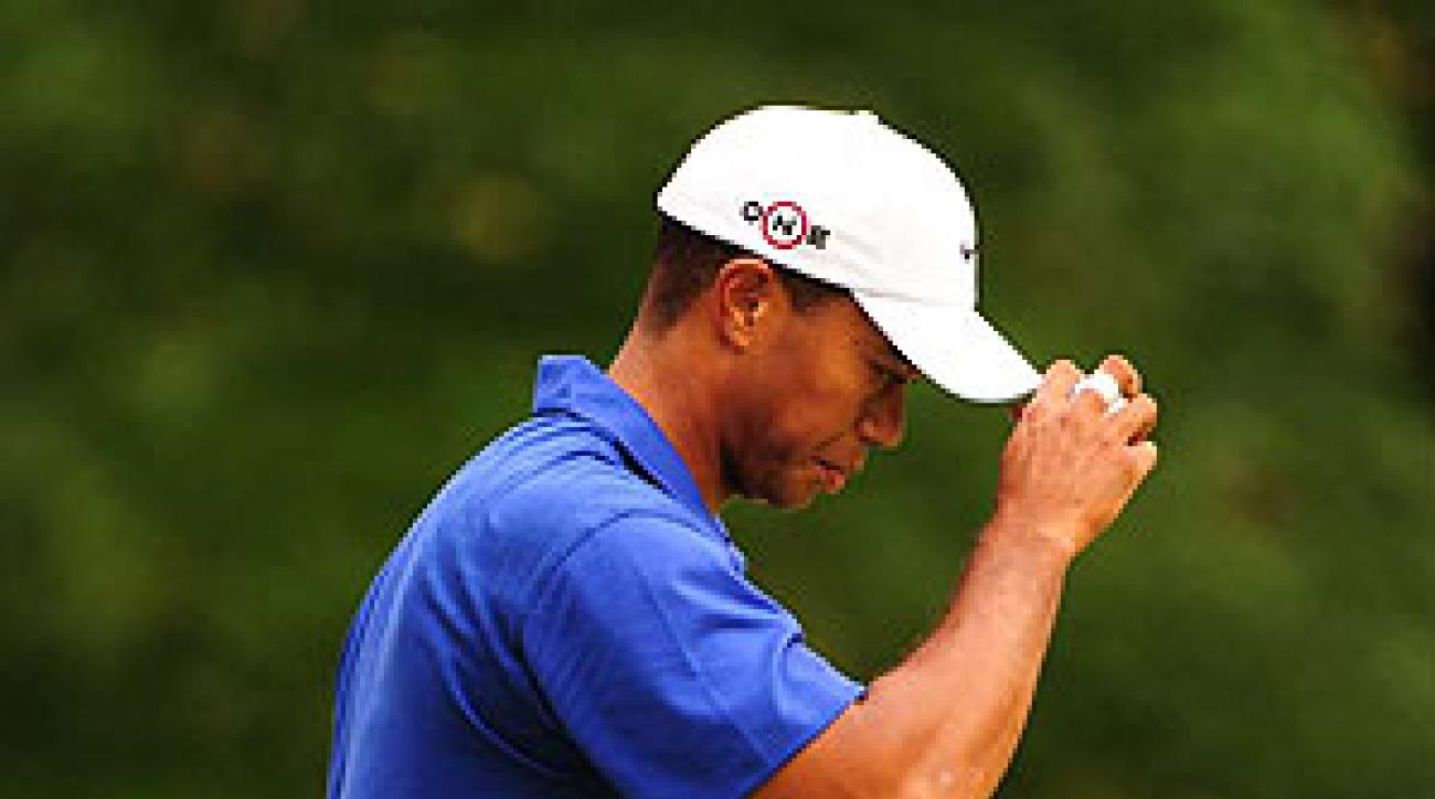 Tiger Woods will not play again until the PGA Tour's Torrey Pines event in late January 2010.