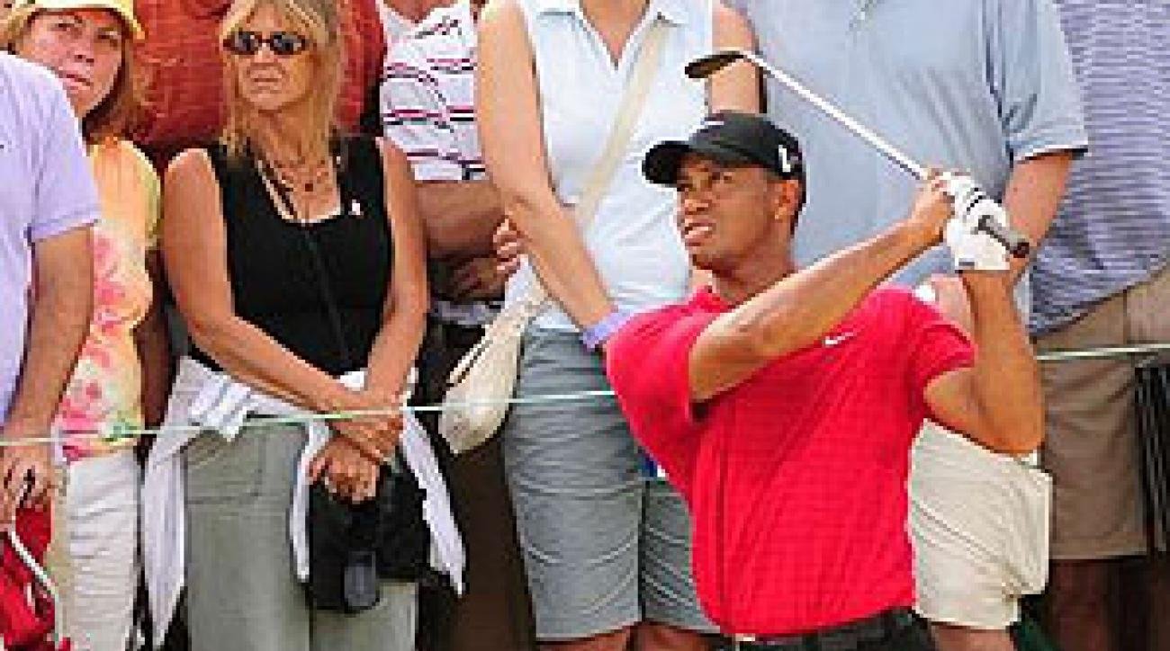 Woods has won 16 of the first 32 World Golf Championships, good for almost $19 million.