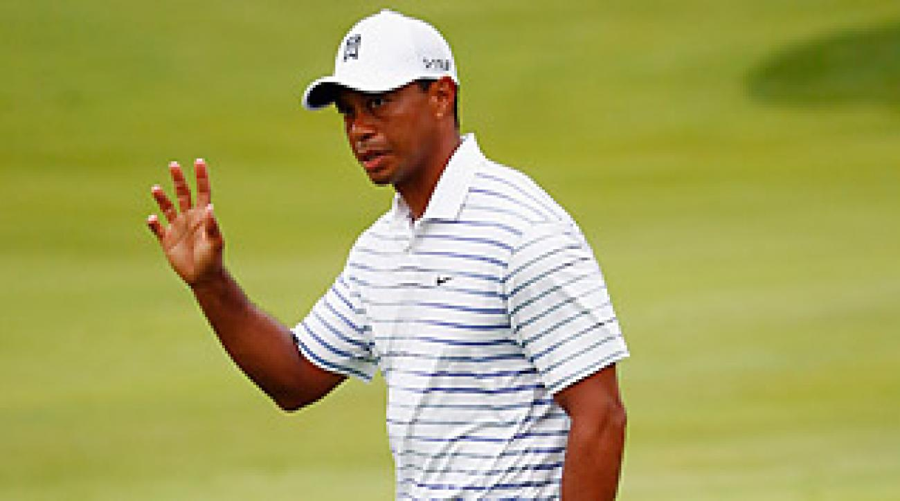 Woods' event will be held at Congressional Country Club in 2016, 2018 and 2020.