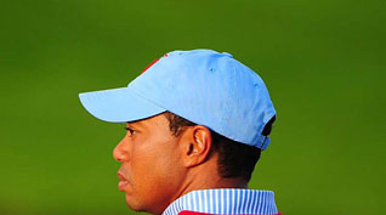 Woods will need to be in the top 15 in the world rankings in order to qualify for Rio.