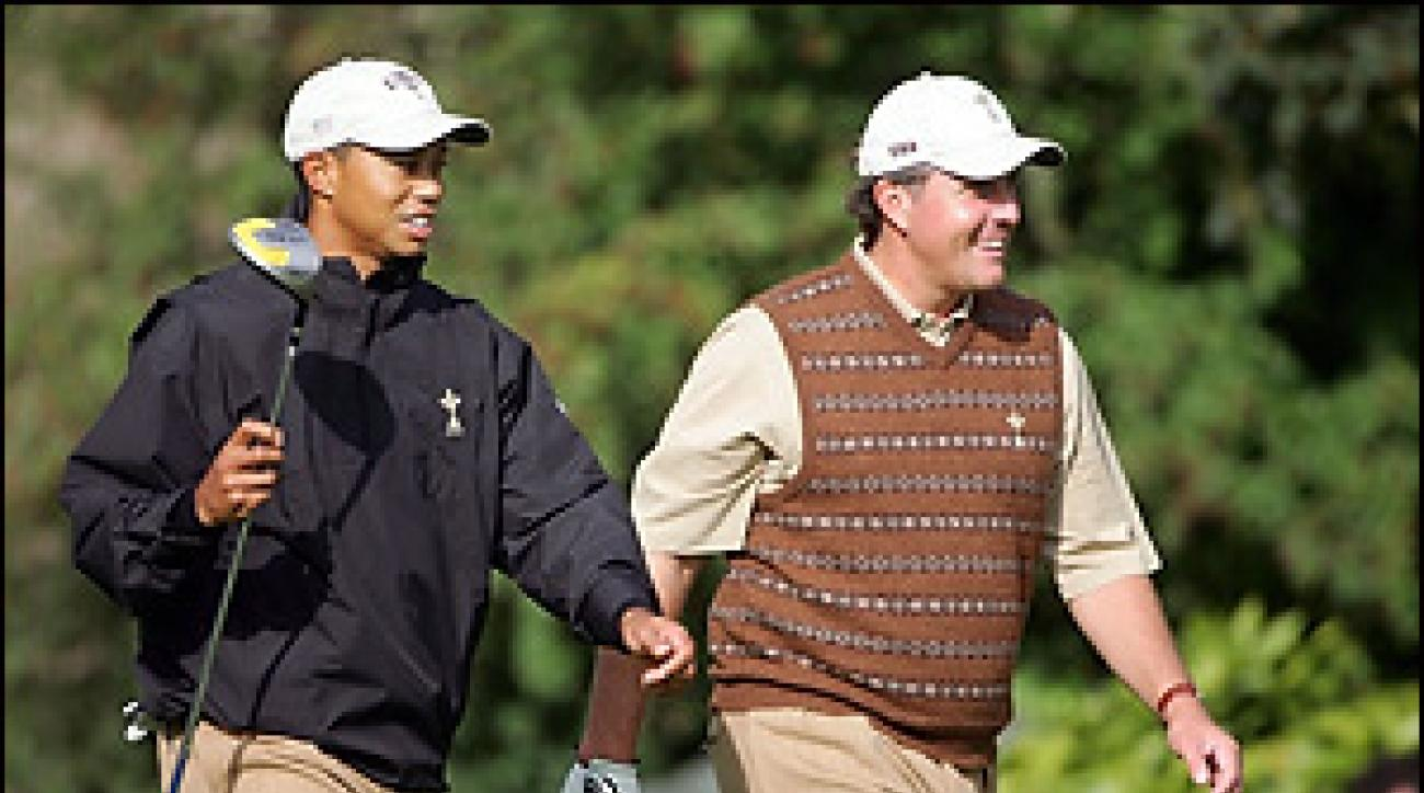 Does Shipnuck have a man-crush on Tiger or Phil ... or both?