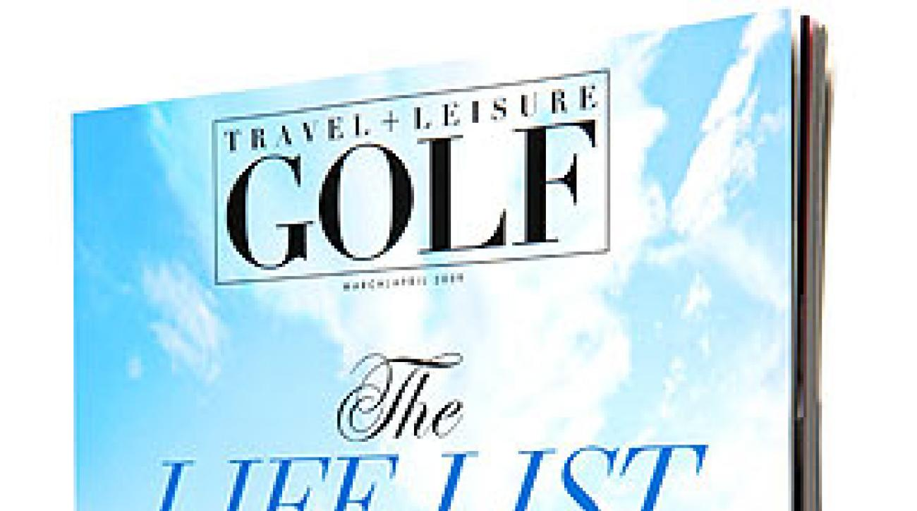 After 11 years, the March/April issue of <i>T+L Golf</i> was its last.