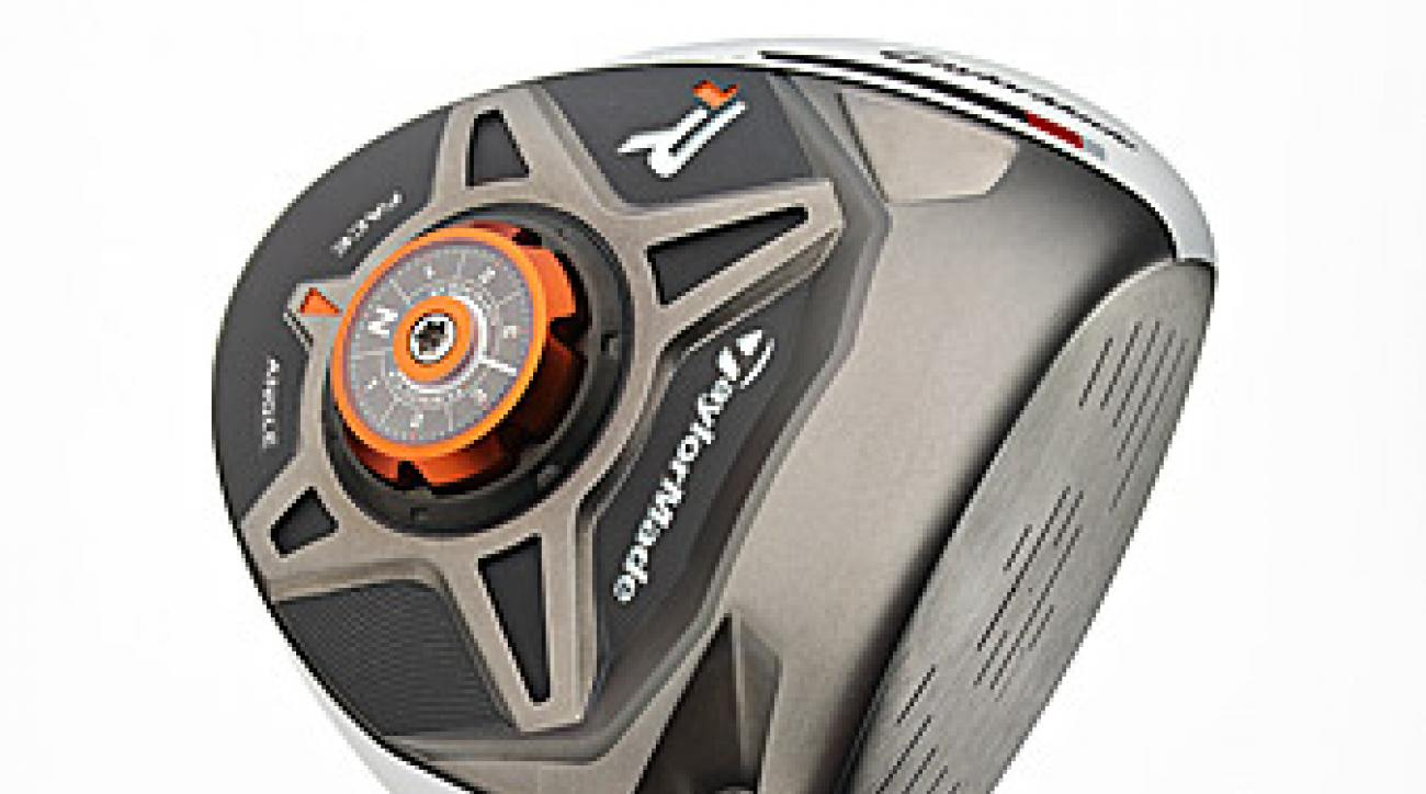 The R1 is the most adjustable drive in TaylorMade's line.