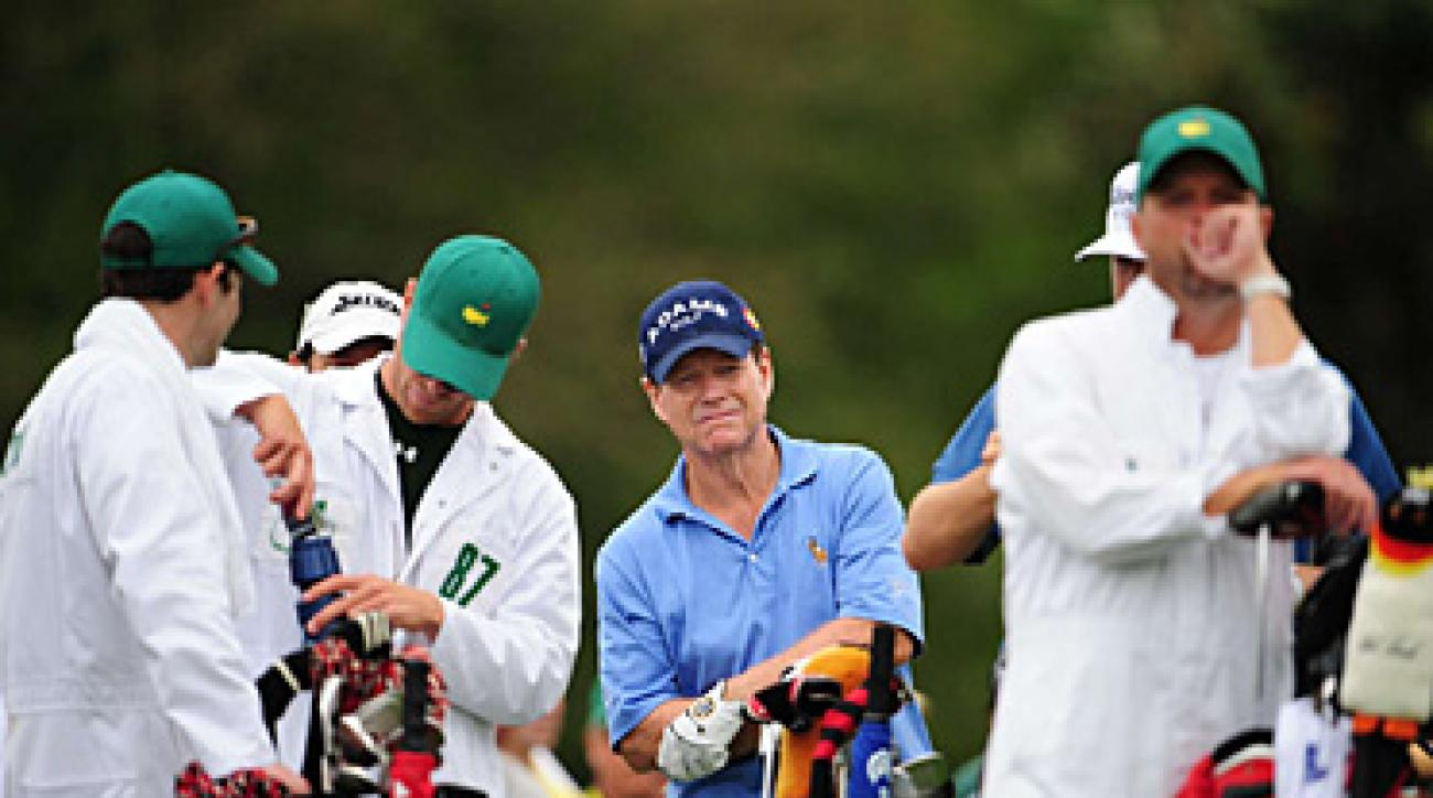Tom Watson's near miss at the 2009 British Open was amazing. Is the Masters at 60 really a possibility?