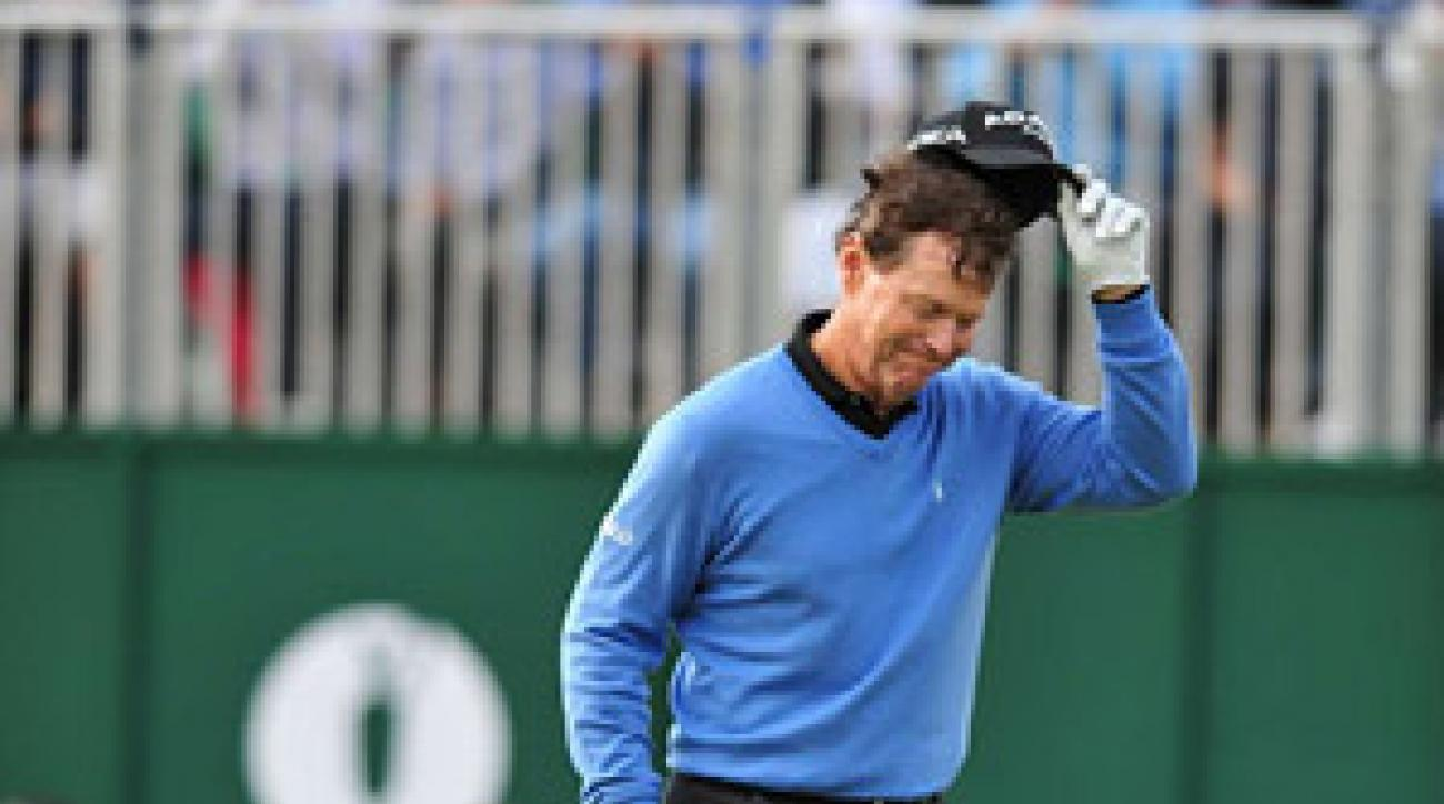 Tom Watson showed at this year's British Open that he can still play the game with the best in the world.