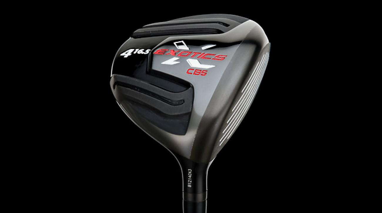 Tour Edge Exotics CB5 Fairway Wood