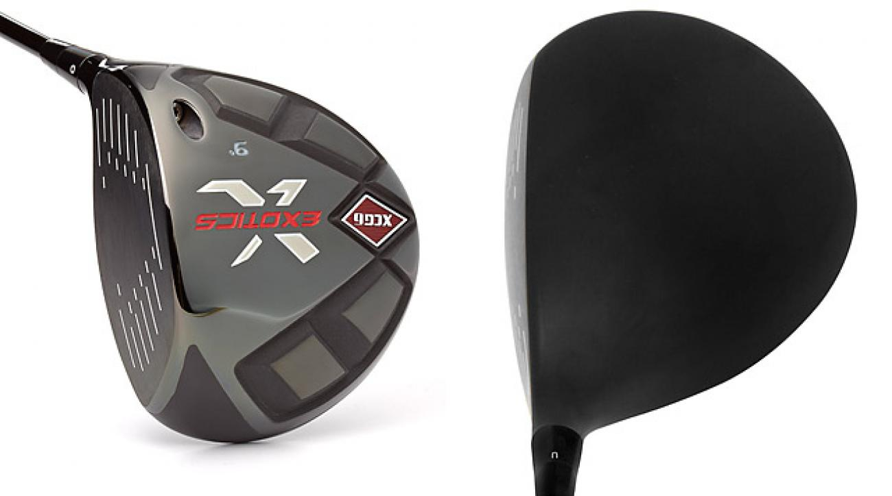 Tour Edge Exotics XCG6 Driver